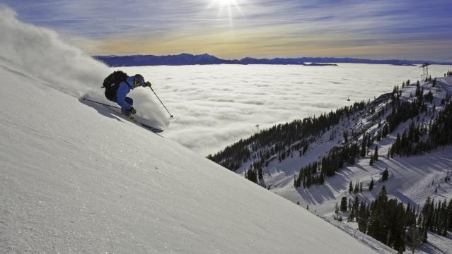 First Turns Early Season Ski Package