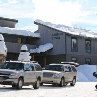 Targhee lodge