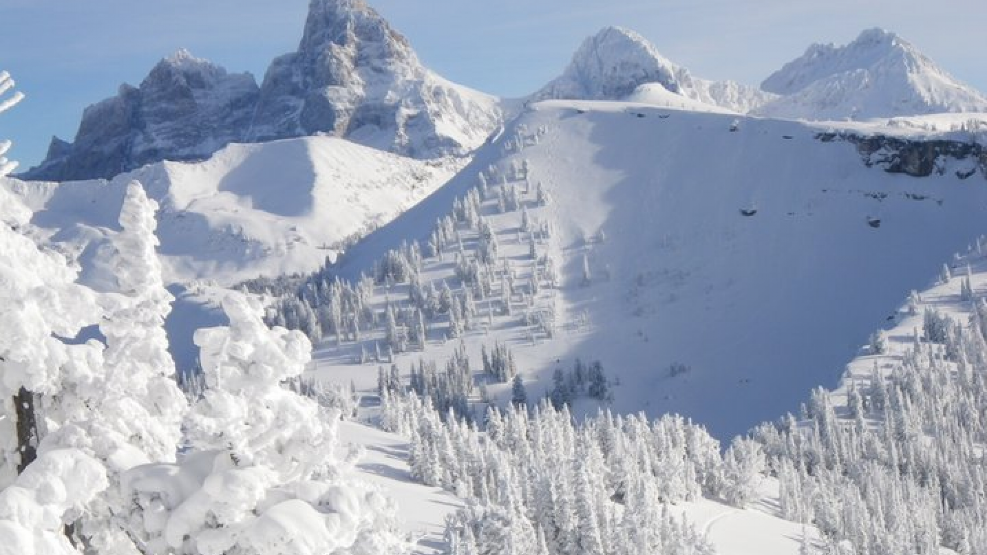 Known for great terrain and epic annual snowfall, Grand Targhee never disappoints!