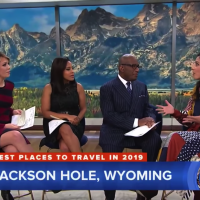 Jackson Hole Featured On The Today Show