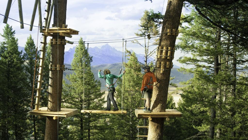 Jackson Hole Thrills Package