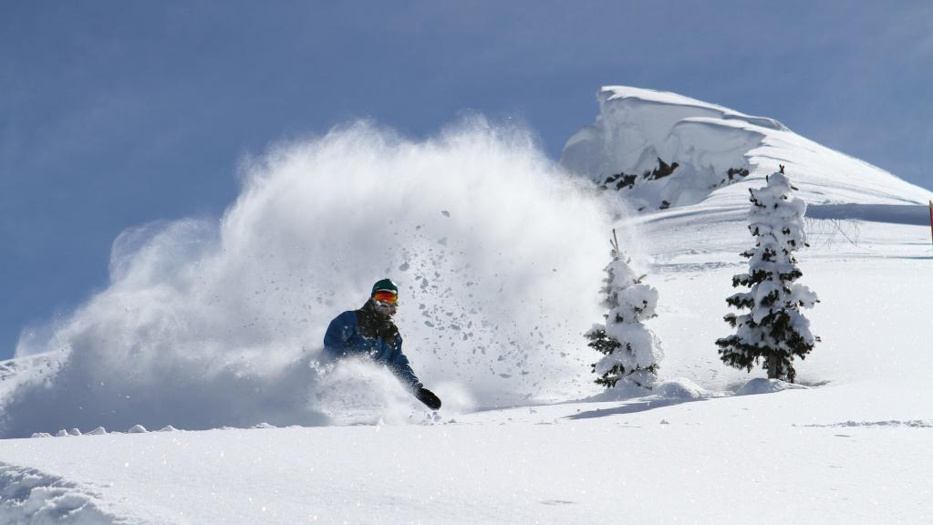 Grand Targhee Powder Package
