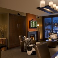 Hotel Terra Jackson Hole suite