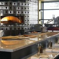 Ill Villagio Osteria pizza oven