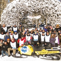Dog Sled Race Kicks Off in Jackson Hole