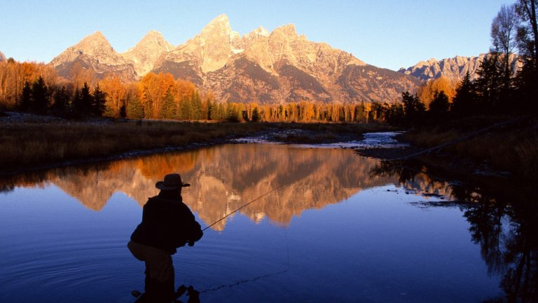 jackson hole fly fishing - guides - places to fish - yellowstone, Fly Fishing Bait