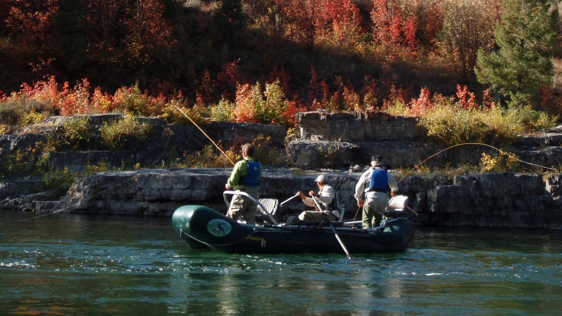 An authentic Wyoming summer experience isn't complete without a day of fishing.