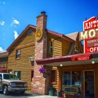 Antler Inn in Jackson, WY