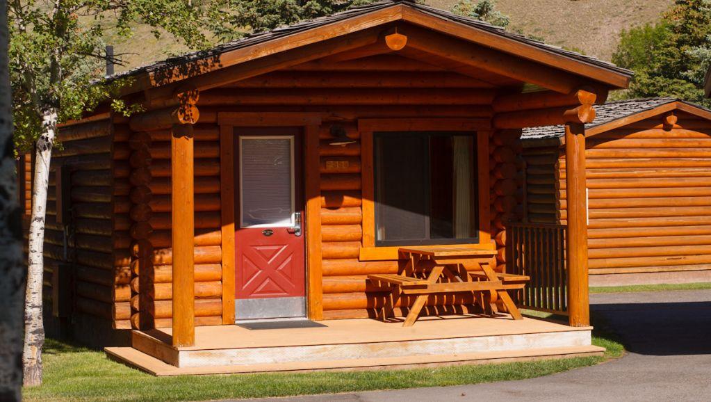 ... Cowboy Village Resort Cabin ...