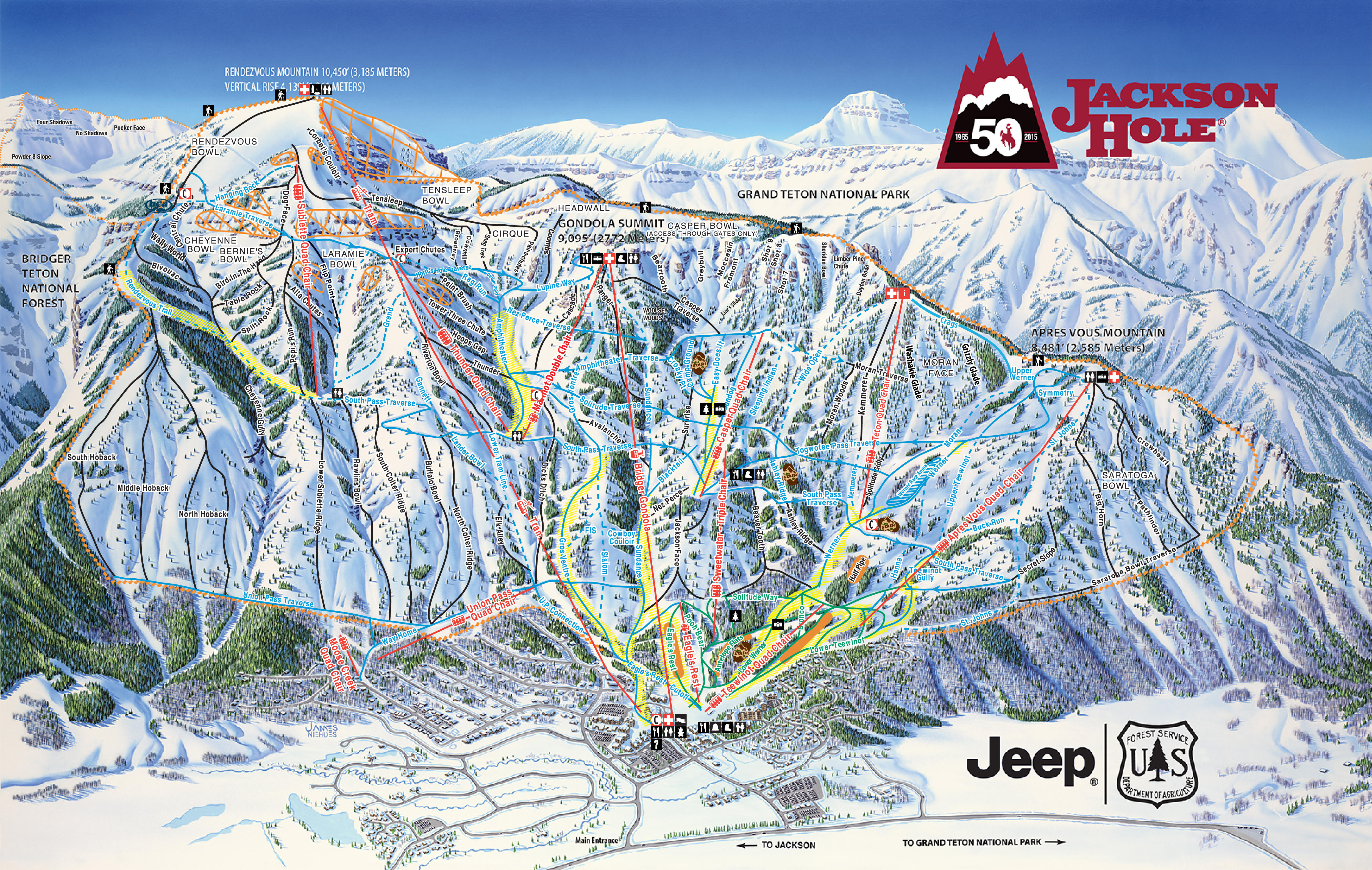vail map with Jackson Hole Mountain Resort on Hotspringsmap further Dartmoor National Park likewise Moabmap besides Snowmass Mountain in addition Vail Resorts Buys Wilmot Mountain Ski Resort Near Chicago.