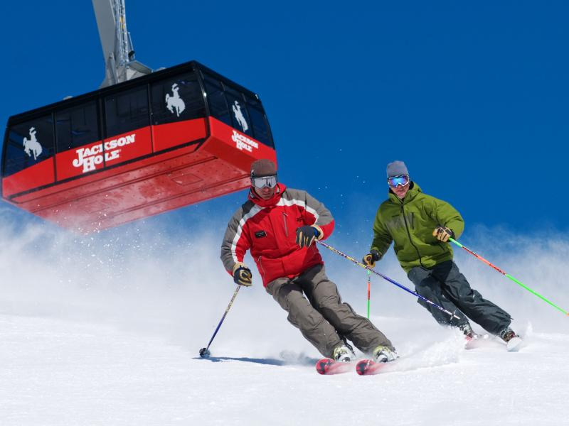 Winter Itineraries for Skiers and Snowboarders