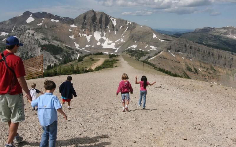 Family travel itinerary in jackson hole wy jhcr for Jackson hole summer vacation